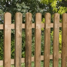 Wooden Fencing & Gates