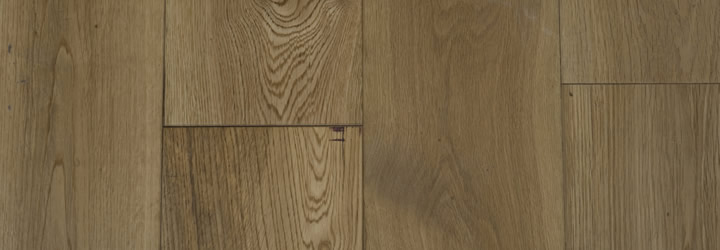 150mm Solid Oak Oiled