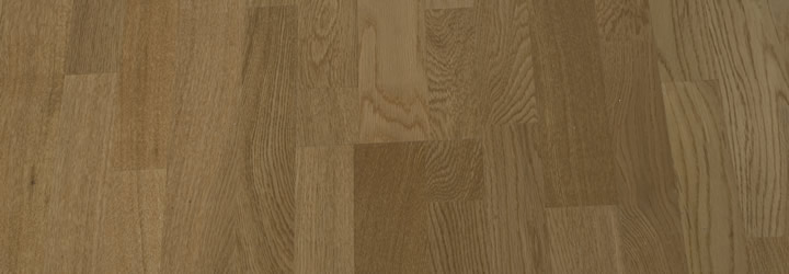 3 Strip Oak Lacquered
