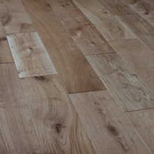 Brushed Oiled Oak Wooden Flooring