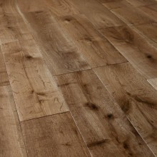 150mm Lacquered Oak Wooden Flooring