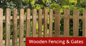 Wooden Fencing and Gates Featured